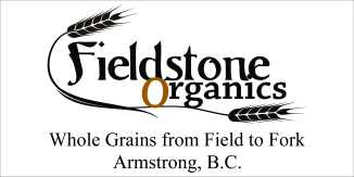Fieldstone Organics logo with Armstrong BC copy