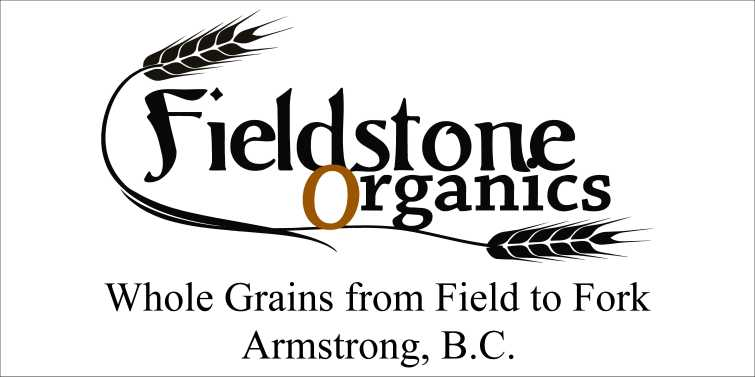 Fieldstone Organics logo with Armstrong BC copy