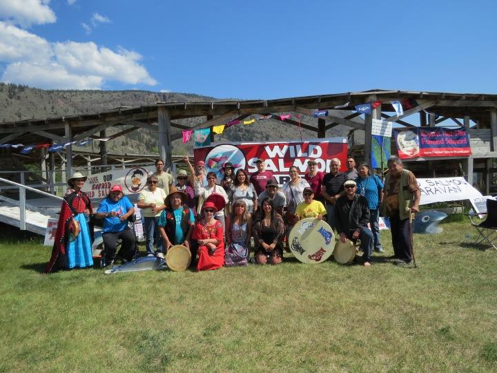 Wild Salmon Caravan2015