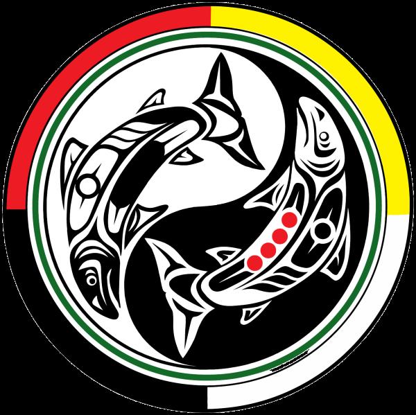 Wild Salmon Caravan Logo.