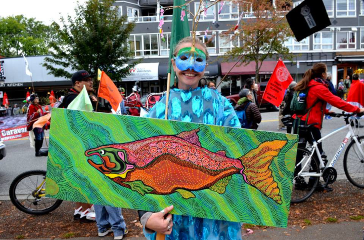 Wild Salmon Caravan 2018: Calling All Artists!
