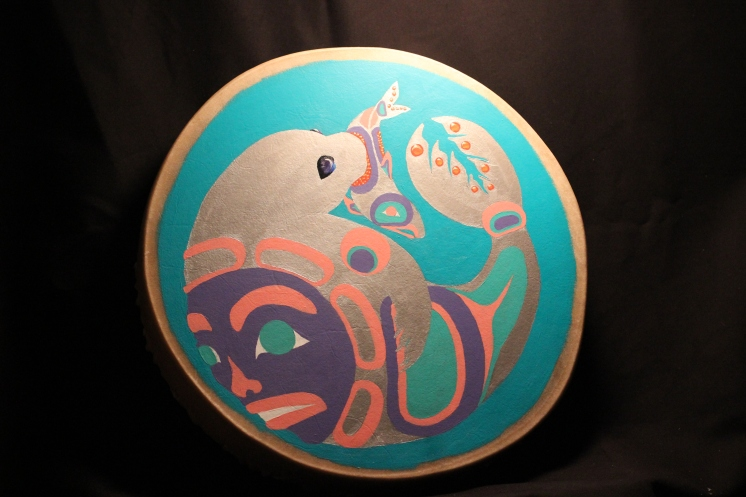 Sept 30 - Seal and Salmon